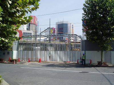 さよなら交通博物館(10) 万世橋駅等の遺構と再開発工事_f0030574_3222492.jpg