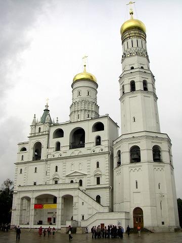 ロシア旅行記:2日目(8/28) モスクワ(4) クレムリン 2_a0039199_21255177.jpg