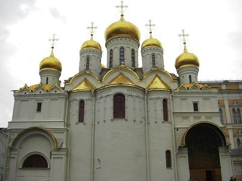 ロシア旅行記:2日目(8/28) モスクワ(4) クレムリン 2_a0039199_21263096.jpg