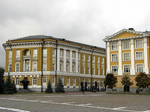 ロシア旅行記:2日目(8/28) モスクワ(4) クレムリン 2_a0039199_21275357.jpg