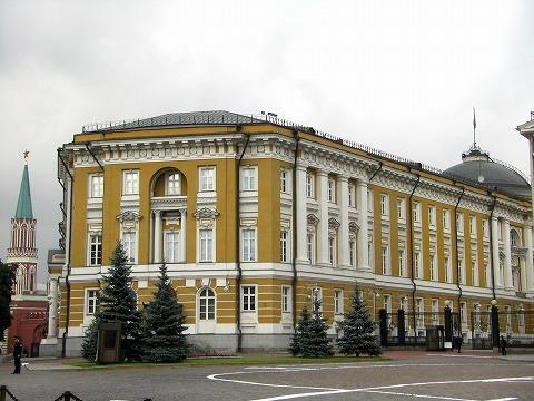 ロシア旅行記:2日目(8/28) モスクワ(4) クレムリン 2_a0039199_21281451.jpg