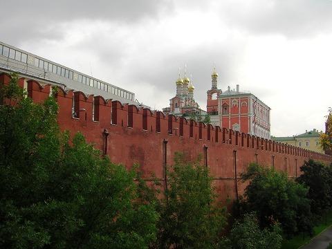 ロシア旅行記:2日目(8/28) モスクワ(4) クレムリン 2_a0039199_21311549.jpg