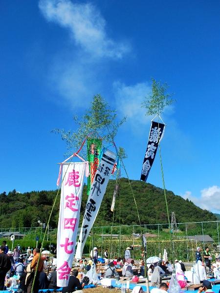 祈りよ届け、農民ロケット「龍勢祭」_c0177814_16435041.jpg