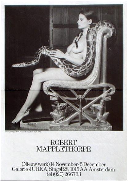 ロバート・メイプルソープ