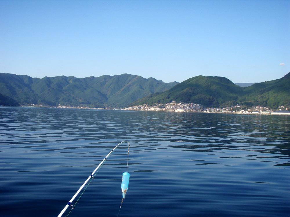 2010年10月13日(水) 三重県賀田湾 2馬力ボート釣り_d0171823_23125428.jpg