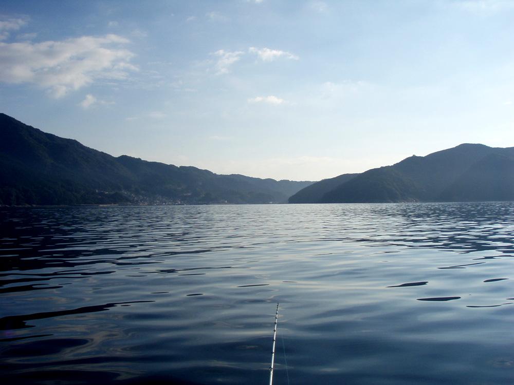 2010年10月13日(水) 三重県賀田湾 2馬力ボート釣り_d0171823_2323129.jpg
