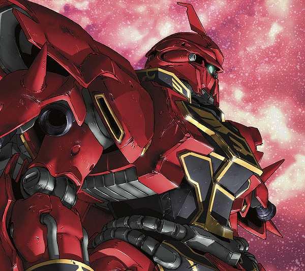 機動戦士ガンダムUC episode2「赤い彗星」主題歌Kylee「Everlasting」_e0025035_18165170.jpg