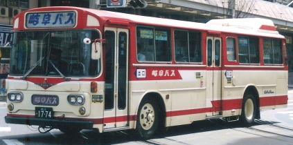 岐阜乗合自動車 三菱K-MP118M +三菱_e0030537_23314647.jpg