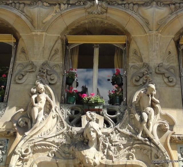 パリのアール・ヌーボー建築_a0092659_2324055.jpg