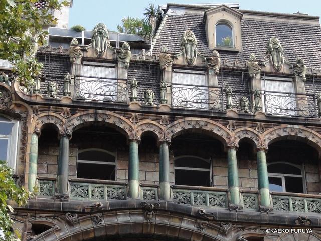 パリのアール・ヌーボー建築_a0092659_23265764.jpg