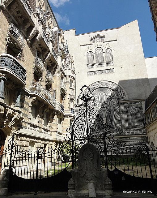 パリのアール・ヌーボー建築_a0092659_23542270.jpg