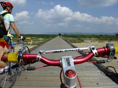 休日ライド 池田~大山崎~流れ橋 サイクリングコースのご紹介_d0174462_2311408.jpg