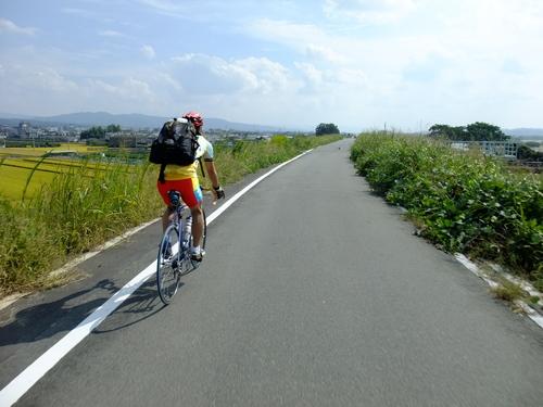休日ライド 池田~大山崎~流れ橋 サイクリングコースのご紹介_d0174462_23143512.jpg