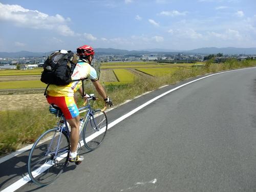 休日ライド 池田~大山崎~流れ橋 サイクリングコースのご紹介_d0174462_2315831.jpg