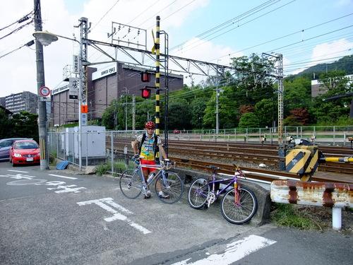 休日ライド 池田~大山崎~流れ橋 サイクリングコースのご紹介_d0174462_2334796.jpg