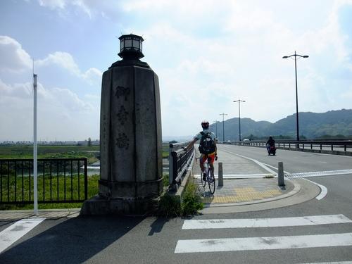 休日ライド 池田~大山崎~流れ橋 サイクリングコースのご紹介_d0174462_2365160.jpg