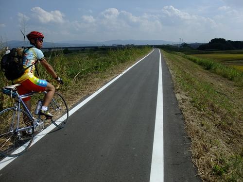休日ライド 池田~大山崎~流れ橋 サイクリングコースのご紹介_d0174462_2395648.jpg