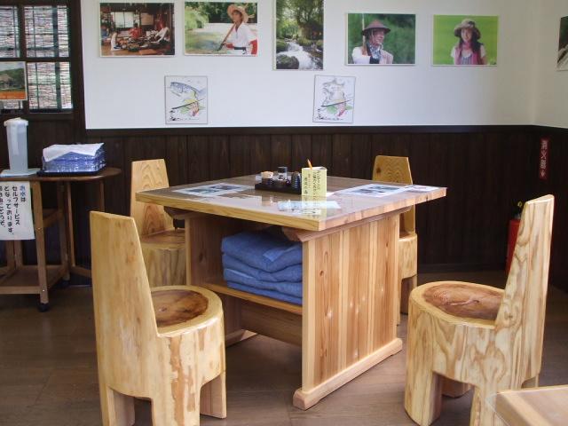 農家レストラン清流の森_f0019498_1823537.jpg