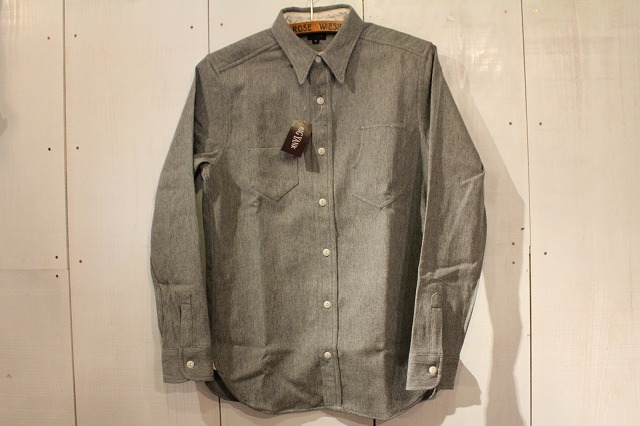 WATH POCKET WORK SHIRT_d0121303_13545231.jpg