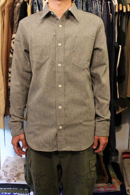 WATH POCKET WORK SHIRT_d0121303_1454579.jpg