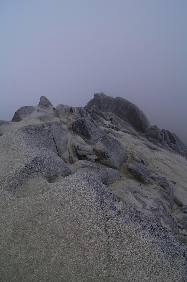 燕岳登山 その7(最終回) 燕山荘に戻る+α_a0060230_22134548.jpg