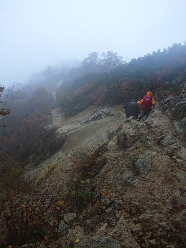 燕岳登山 その7(最終回) 燕山荘に戻る+α_a0060230_22472051.jpg