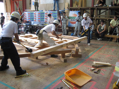 第13回木造耐力壁ジャパンカップ大会観戦記_f0171840_1523490.jpg