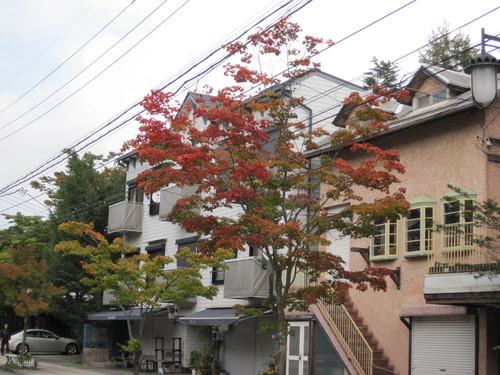 軽井沢の紅葉/ストーングラウンドコーヒー_f0236260_18182784.jpg