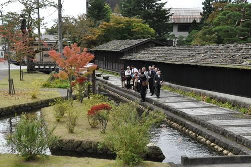 山形県内のまちづくりや商店街活動を視察しました_f0226571_16452734.jpg