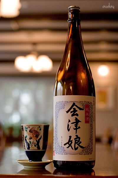 会津娘 純米酒 一火_c0048494_21172892.jpg