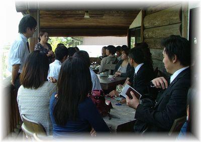 第6回 ITOビジネスランチ会 ~レストランITOSHIMAさんにて~_c0218303_22415831.jpg