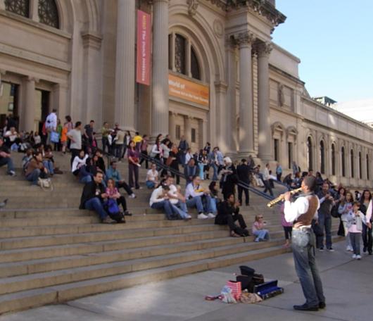 秋のニューヨーク、ミュージアム・マイルにお散歩へ_b0007805_4553615.jpg