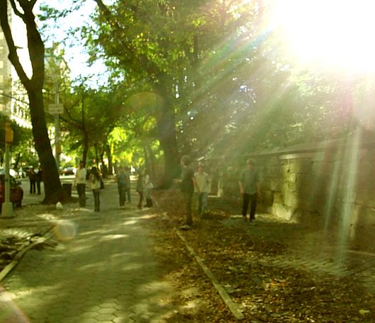 秋のニューヨーク、ミュージアム・マイルにお散歩へ_b0007805_5235021.jpg