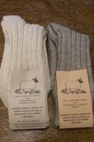 ガラ紡とウールの靴下_f0120026_18241429.jpg