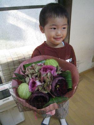 咲きました、ザ・プリンス_f0155431_23843.jpg