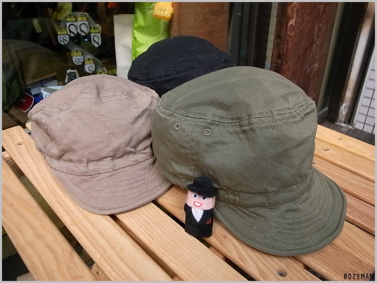 PHATEE HALF CAP TWILL_f0159943_1259171.jpg