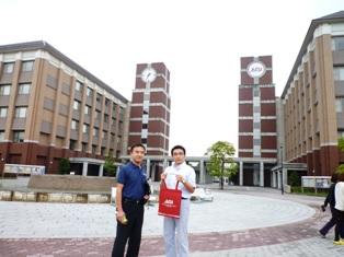 【レポート】APU学長室の篠崎裕二課長と話す_f0138645_7562827.jpg