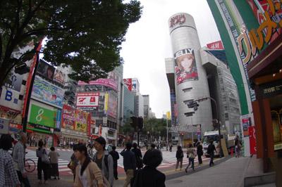 10月15日(金)今日の渋谷109前交差点_b0056983_18202486.jpg