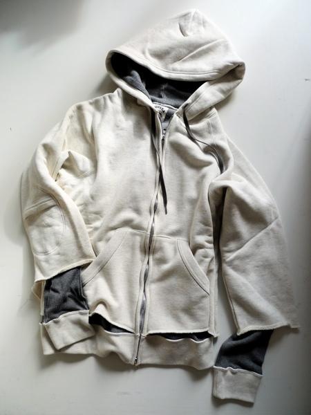 《Broken 3way Hood》《Broken Hood》_f0170995_2111916.jpg