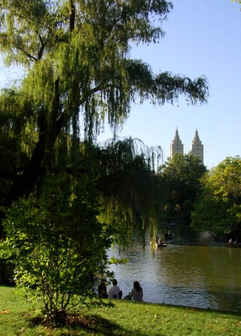 初秋のセントラルパークへお散歩に_b0007805_215210100.jpg