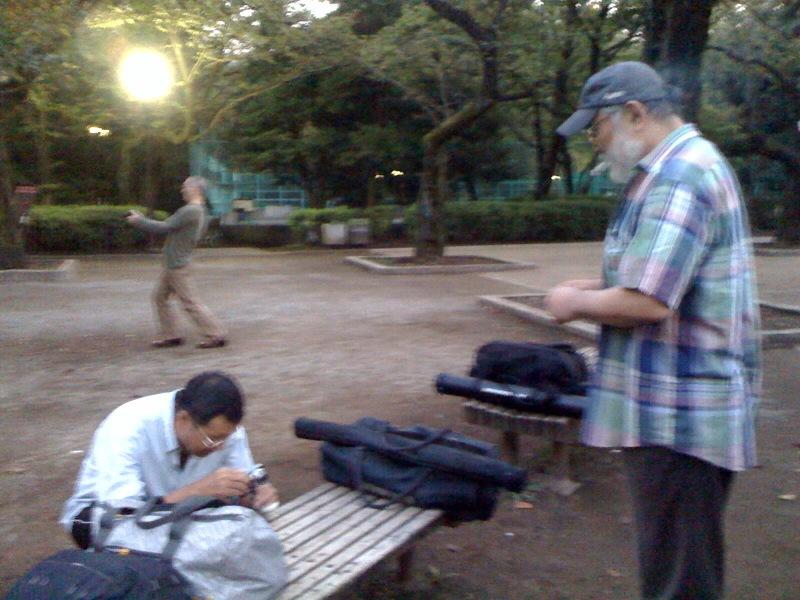 撮影準備中_e0026053_17383377.jpg