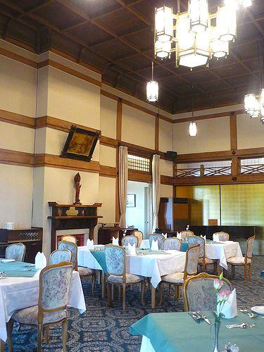 奈良ホテルで朝食を。。。@メインダイニングルーム 三笠。。。.♡*† *・。・。+_a0053662_216237.jpg