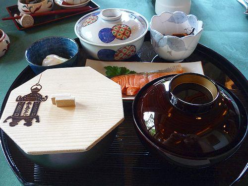 奈良ホテルで朝食を。。。@メインダイニングルーム 三笠。。。.♡*† *・。・。+_a0053662_255841.jpg