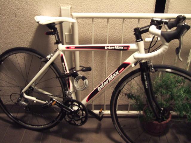 ロードバイク整備中_a0040879_23432450.jpg