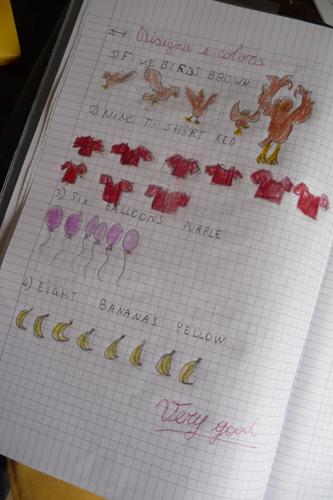 踊る鳥~英語のノート_f0106597_165965.jpg