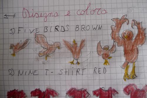 踊る鳥~英語のノート_f0106597_182440.jpg