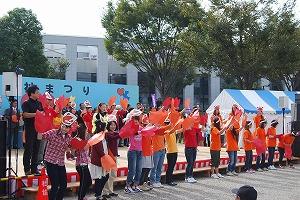 富士市の福祉祭り_d0050503_21373344.jpg