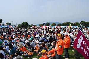 富士市の福祉祭り_d0050503_21374887.jpg
