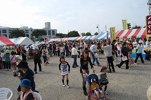 富士市の福祉祭り_d0050503_214828.jpg