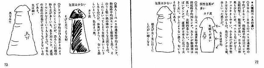 ジョーク「世界ペニスサイズランキング」日本73位:長さより「かなまら度」が大事!?_e0171614_851519.jpg